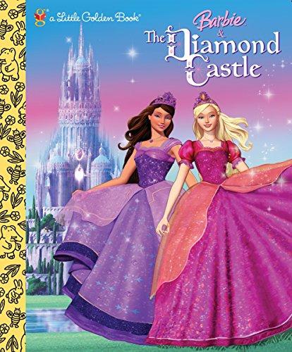 Barbie & the Diamond Castle (Little Golden Books): Man-Kong, Mary