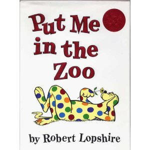 9780375875205: Put Me in the Zoo