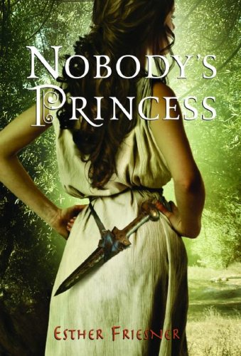 Nobody's Princess ***SIGNED***: Esther Friesner