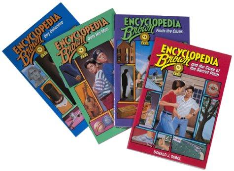 9780375881374: Encyclopedia Brown: Boy Detective (Books 1-4)