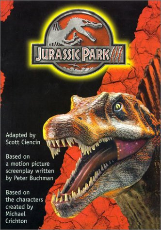 9780375890017: Jurassic Park III [Paperback] by