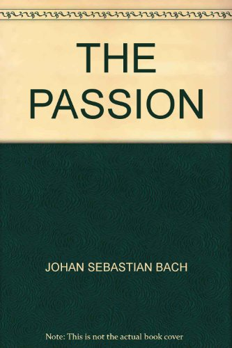 9780375897184: THE PASSION