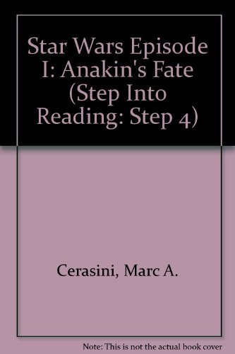 9780375900297: Anakin's Fate (Step into Reading: Step 4)
