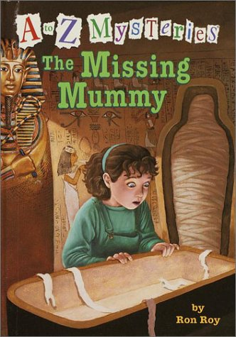 9780375902680: A to Z Mysteries: The Missing Mummy