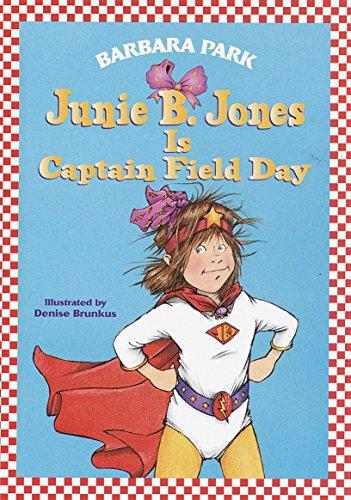 9780375902918: Junie B. Jones is Captain Field Day (Junie B. Jones 16, Library Binding)