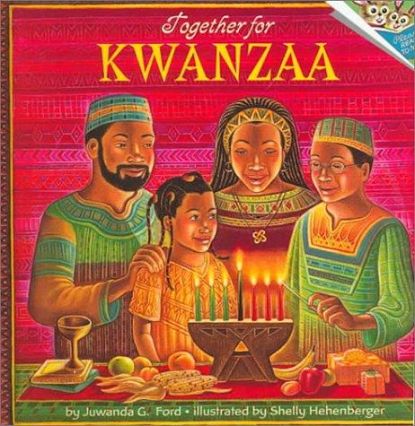 9780375903298: Together for Kwanzaa (Random House Pictureback)
