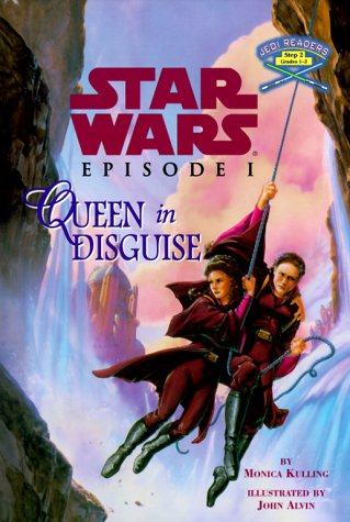 9780375904295: Queen in Disguise (Jedi Readers)