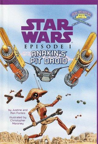 9780375904318: Star Wars Episode I: Anakin's Pit Droid