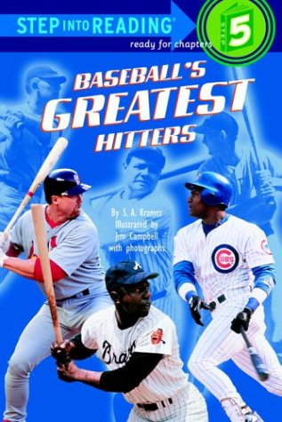 9780375905834: Baseball's Greatest Hitters (Step-Into-Reading, Step 5)