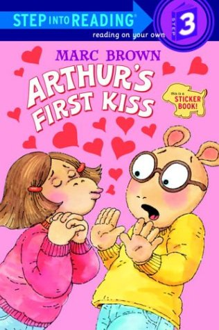 9780375906022: Arthur's First Kiss (Step-Into-Reading, Step