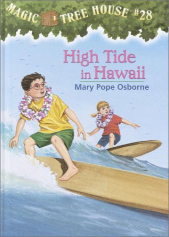 9780375906169: High Tide in Hawaii (Magic Tree House 28)