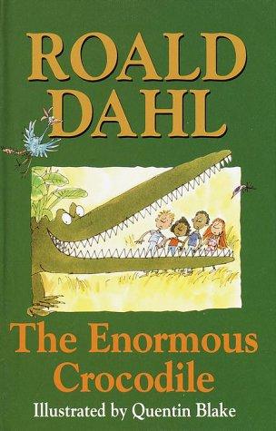 The Enormous Crocodile: Dahl, Roald
