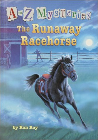 9780375913679: A to Z Mysteries: The Runaway Racehorse (A Stepping Stone Book(TM))
