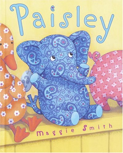 Paisley (0375921648) by Maggie Smith