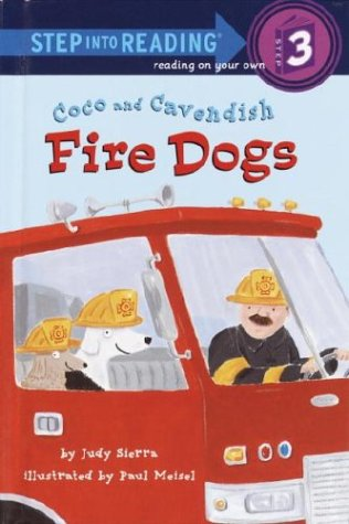 9780375922381: Coco and Cavendish: Fire Dogs (Step into Reading)