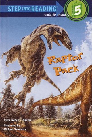 9780375923036: Raptor Pack (Step Into Reading)