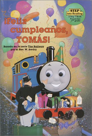 Feliz Cumpleanos, Tomas! (Step into Reading): Random House