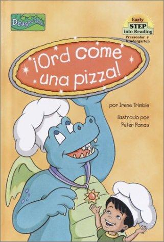 Ord Come una Pizza! (Step into Reading): Trimble, Irene
