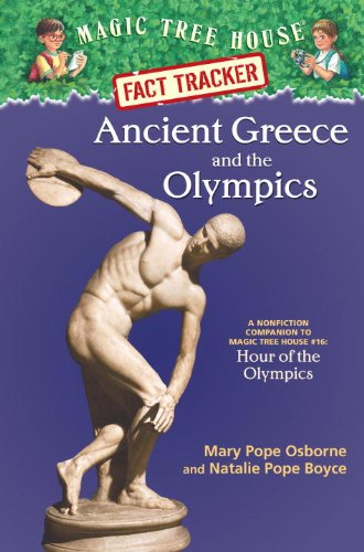 9780375923784: Ancient Greece and the Olympics: A Nonfiction Companion to Magic Tree House #16: Hour of the Olympics