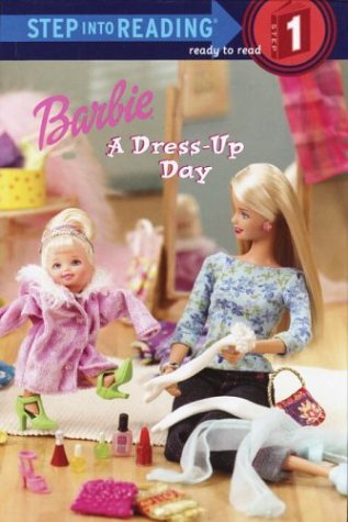 9780375925016: Barbie: A Dress-Up Day (Step into Reading)