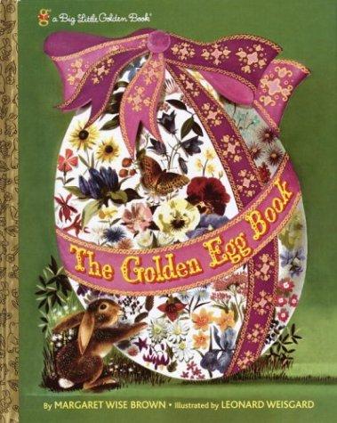 9780375925030: The Golden Egg Book (A Big Little Golden Book)