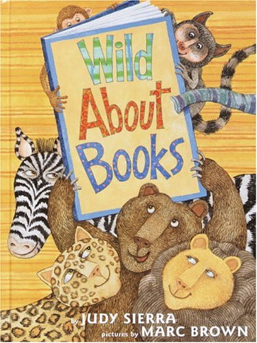 9780375925382: Wild about Books