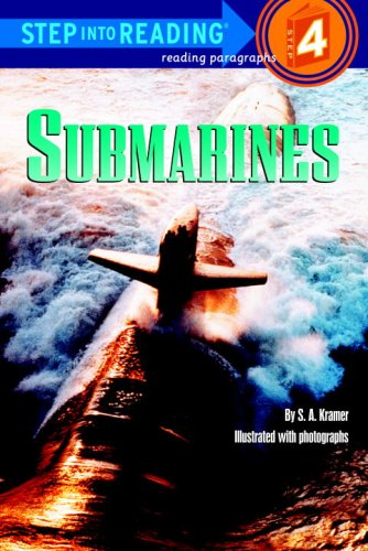 Submarines (Step into Reading): Kramer, Sydelle