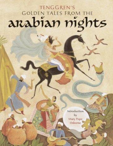 Tenggren's Golden Tales from the Arabian Nights: Gustaf Tenggren