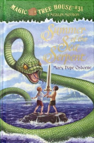 9780375927355: Summer of the Sea Serpent (Magic Tree House #31)