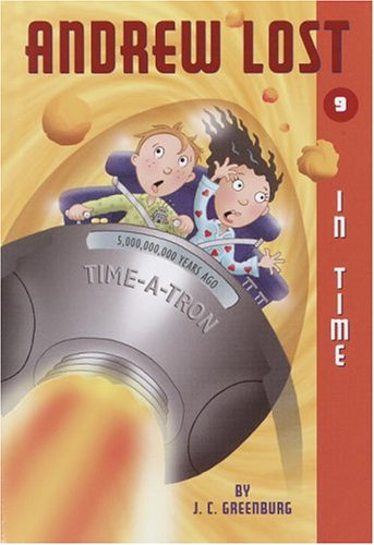 9780375929496: Andrew Lost #9: In Time (A Stepping Stone Book(TM))