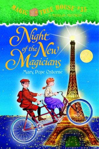 Magic Tree House #35: Night of the: Mary Pope Osborne