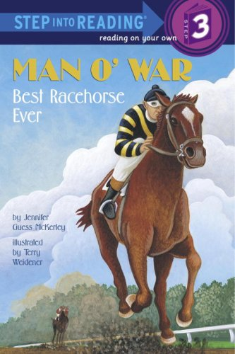 9780375931642: Man O'War: Best Racehorse Ever (Step into Reading)