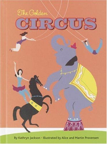 The Golden Circus Book Jackson, Kathryn