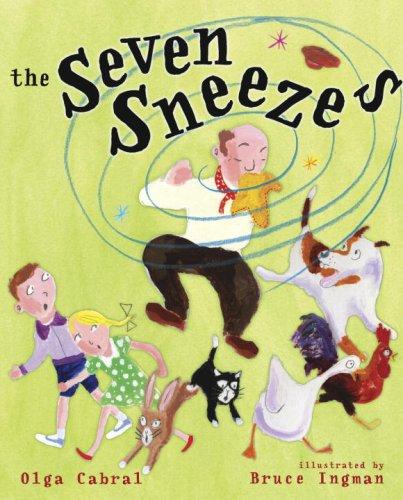 9780375935947: The Seven Sneezes (A Golden Classic)
