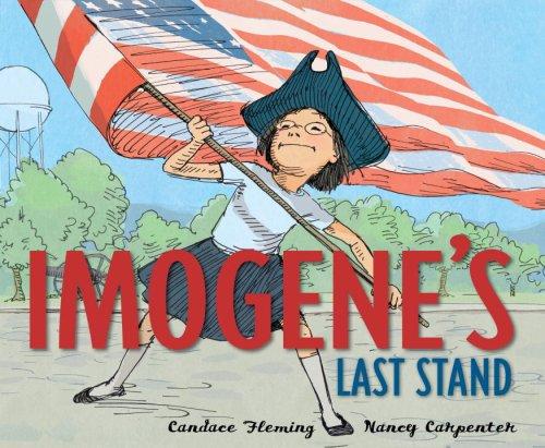 9780375936074: Imogene's Last Stand