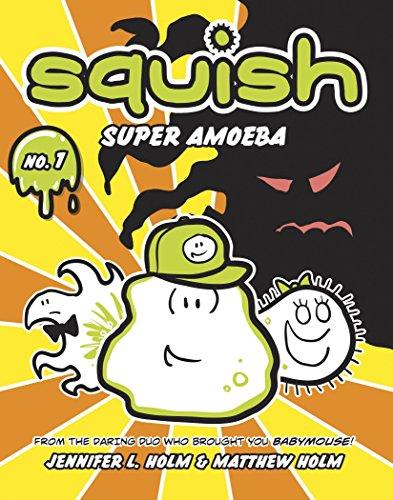 9780375937835: Squish #1: Super Amoeba