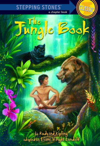 The Jungle Book (A Stepping Stone Book(TM)): Diane Wright Landolf;