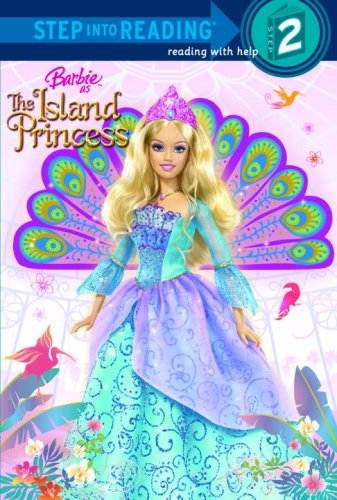 9780375943539: Barbie as the Island Princess (Step into Reading)