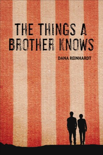 The Things a Brother Knows: Dana Reinhardt