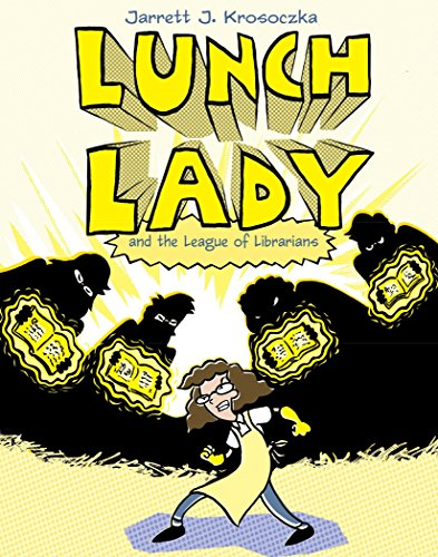 9780375946844: Lunch Lady and the League of Librarians: Lunch Lady #2