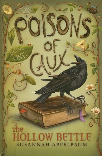 9780375951732: The Poisons of Caux: The Hollow Bettle (Book I)