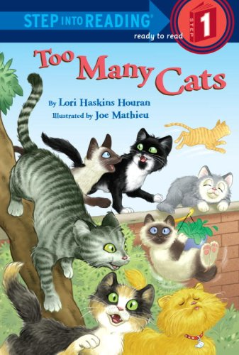 9780375951978: Too Many Cats (Step into Reading)