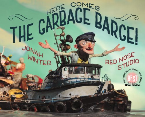 9780375952180: Here Comes the Garbage Barge!