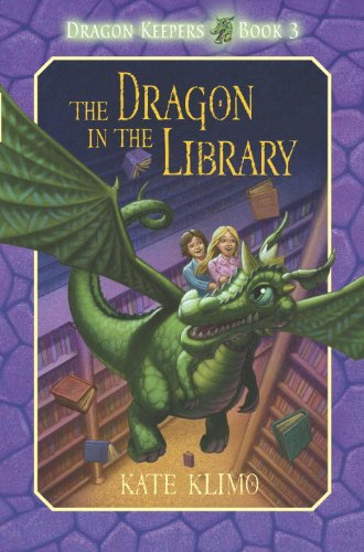 9780375955914: Dragon Keepers #3: The Dragon in the Library