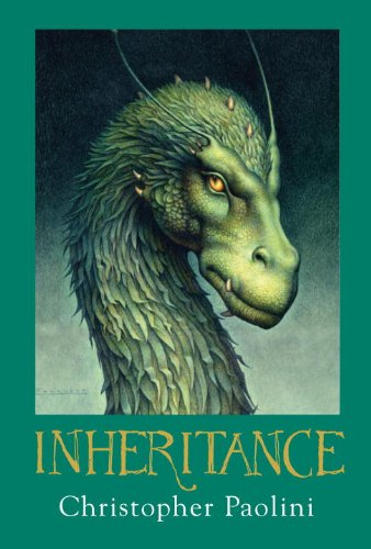 Inheritance (Inheritance Cycle, Book 4): Christopher Paolini