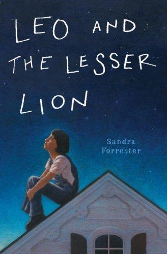 Leo and the Lesser Lion: Sandra Forrester