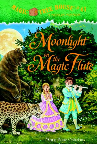 9780375956461: Moonlight on the Magic Flute (Magic Tree House (R) Merlin Mission)