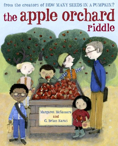 9780375957444: The Apple Orchard Riddle (Mr. Tiffin's Classroom Series)