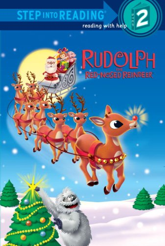 9780375962028: Rudolph the Red-Nosed Reindeer (Rudolph the Red-Nosed Reindeer) (Step into Reading)