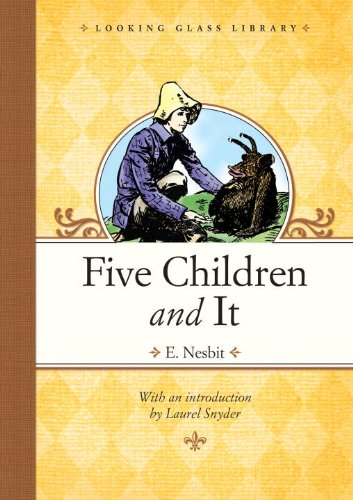 Five Children and It (Looking Glass Library)